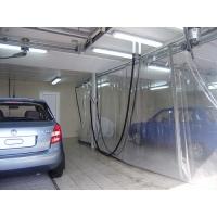 Штора для автомойки 2х8м прозрачная