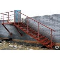 Лестницы, комплектующие для лестниц Форт Лестницы, Перила, Пандусы