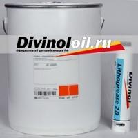 высокоэффективная абсорбционная синяя пластичная смазка Divinol Lithogrease 2 B