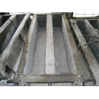Металлоформы фундаментных блоков ФБС с винтовыми замками  ФБС 24-3-6, 24-4-6, 24-5-6