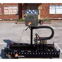 Установка сухого ГНБ котлованная (Британия), б/у Impact Drilling Atlas Copco XATS 116