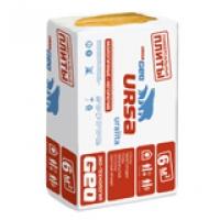 Утеплитель Ursa GEO Универсальные плиты 1250*600*50 мм (уп=0,45 м3)