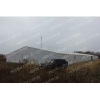 Промышленные теплицы 19,5м х 69м х 2,2м НЕАТЕХ СТРОЙ ЦЕНТР Собственное производство