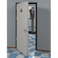 Дверь рентгенозащитная однопольная