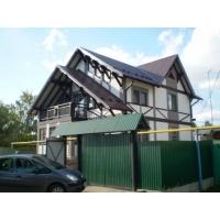 Крупнопанельная технология производства домов Valdek