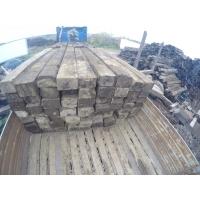 Шпалы деревянные оптом