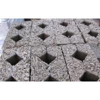 Строительные арболитовые блоки