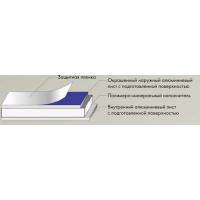 Фасад из алюминиевой композитной панели – Алюкобонд ALCOTEK