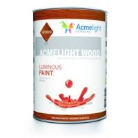 Самосветящаяся краска по дереву AcmeLight Wood
