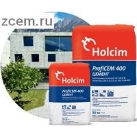 Цемент ПЦ400Д20 Тара 50кг Holcim ProfiCEM 400