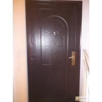 Двери металлические для холодных помещений