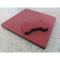 Травмобезопасная резиновая плитка от производителя
