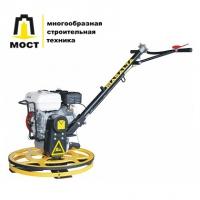 Затирочная машина по бетону бензиновая Masalta МТ36-4