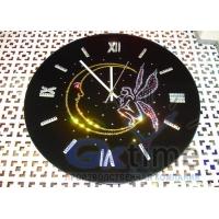 Часы настенные с кристаллами SWAROVSKI