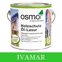 Защитное масло-лазурь Osmo Holzschutz Ol-Lasur 2,5 литра