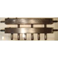 Коллектор отопления (гребенка распределительная) Мастерская стали