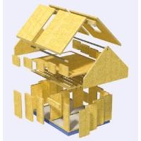 Производство  СИП -панелей для строительства канадских домов