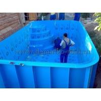 Пластиковый бассейн