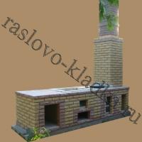 Барбекю Раслово-Кладка