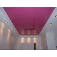 Натяжной потолок лаковый цветной (Россия)