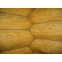срубы из калиброванного бревна для бани и дома