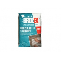Клей для плитки Brozex