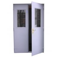 Технические, стальные, утепленные двери