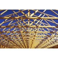 крыши с пролетом до 12 м Росвуд Стропильные фермы на металлозубчатых пластинах