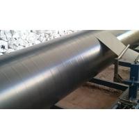 Трубы стальные с ленточным антикоррозионным защитным покрытием