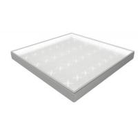 Накладной потолочный светодиодный светильник LeaderLight ДПО-01-041-20D