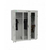 Электрический сушильный шкаф для спецодежды и обуви ДИОН ПРО Дион