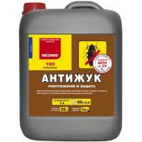 Состав для уничтожения насекомых и защиты от них NEOMID 100 Антижук 5л
