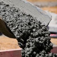 Бетон на известняковом и  гранитном щебне, пескобетон