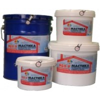Мастика битумно-полимерная МБХ-У WELLUX