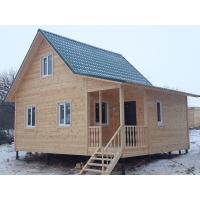 Каркасные дома с доставкой, без предоплаты