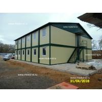 Модульное здание  штаб строительства или офис