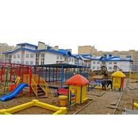 Детские площадки, детские городки.