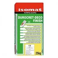 Декоративное микроцементное покрытие  DUROCRET-DECO FLEX ISOMAT для гладкой финишной поверхности пола и стен