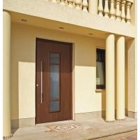 Элитная ходная дверь HORMANN. HORMANN Мотив 694 Golden Oak.