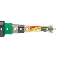 Для кабельной канализации, бронированный стальной гофролентой Инкаб ДПЛ-П-04А-2,7кН