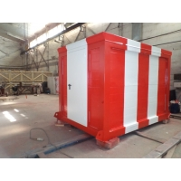 Блок-контейнеры, модульные здания, сэндвич-панели  Специализированные контейнеры