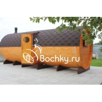 "БАНЯ-БОЧКА  ""ЭКСКЛЮЗИВ"""
