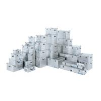 Бокс (контейнер) универсальный алюминиевый (Германия) ZARGES