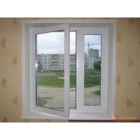 Пластиковое окно 1.3х1.4 м Rehau Blitz