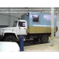 Лаборатория ГДИС ГИС АИС-1 на шасси ГАЗ 33081Садко Егерь иссле
