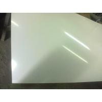 Лист гладкий с полимерным покрытием и защитной пленкой RAL 9003