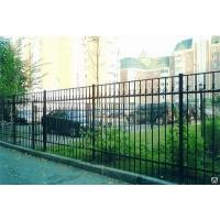 Забор, ограждение  дорожное, фасадное