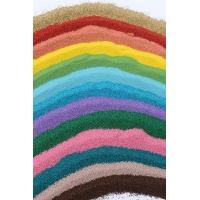 Цветной кварцевый песок, минеральная штукатурка.