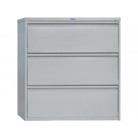 Шкаф картотечный файловый металлический Практика AMF-1091/3