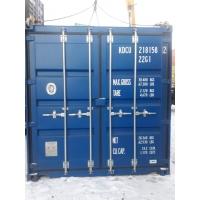 контейнер 20 футов новый